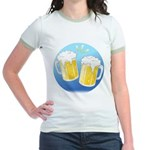 Beer Lover Gear Jr. Ringer T-Shirt