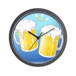 Beer Lover Gear Wall Clock