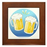Beer Lover Gear Framed Tile