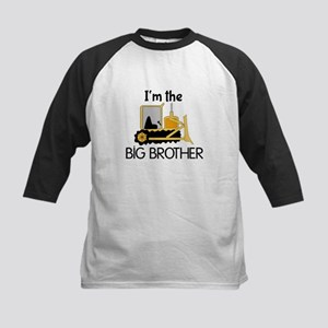 Im the Big Brother Bulldozer Baseball Jersey