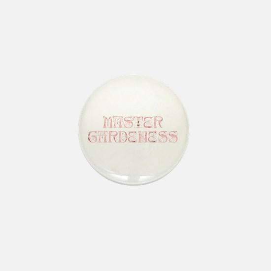 Master Gardeness Mini Button