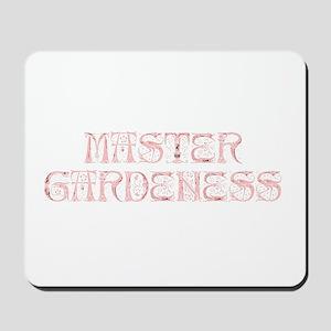 Master Gardeness Mousepad