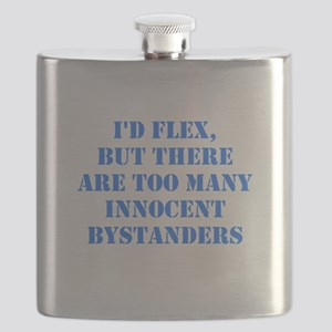 Flexing Danger Flask
