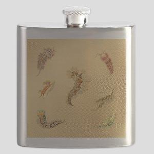Beautiful Sea Creatures Flask