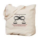 Sorrows Infinity Scales Tote Bag