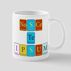 Nosce Te Ipsum Mug