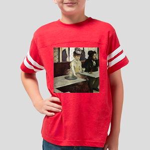 Edgar Degas AbsintheSC Youth Football Shirt