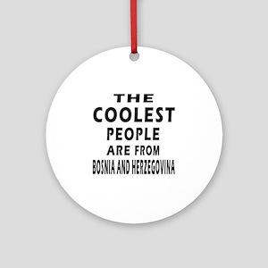 The Coolest Bosnia And Herzegovina Designs Ornamen