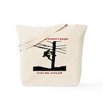 YesIAmMyBrothersKeeper Tote Bag