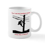 YesIAmMyBrothersKeeper Mug