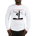 YesIAmMyBrothersKeeper Long Sleeve T-Shirt
