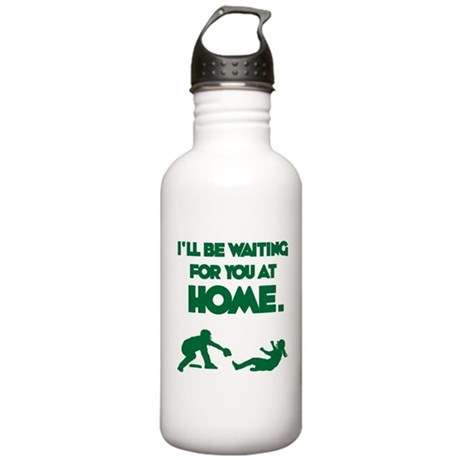 Waiting at Home Stainless Water Bottle 1.0L