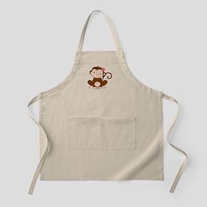 Baby Monkey Apron