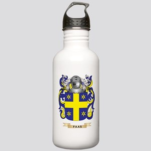 Faas Coat of Arms Water Bottle