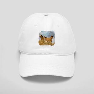 Buckskin Horses Cap