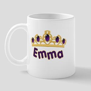 Princess Tiara Emma Personalized Mug