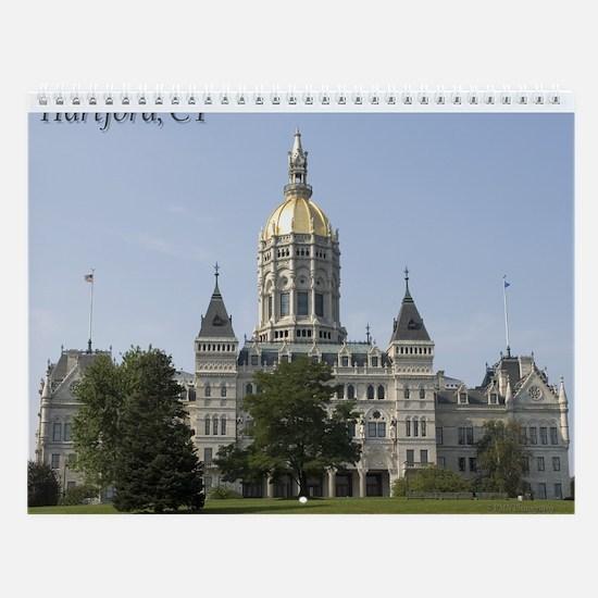 2007 Hartford Connectictut Calendar