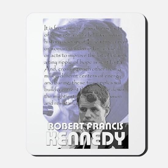 Bobby Kennedy Mousepad