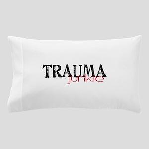 TRAMUAjunkie Pillow Case