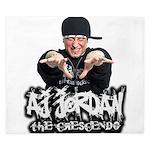 AJ Jordan The Crescendo King Sheet Set