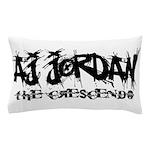 AJ Jordan The Crescendo Logo Pillow Case