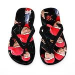 AJ Jordan The Crescendo Flip Flops Sandals