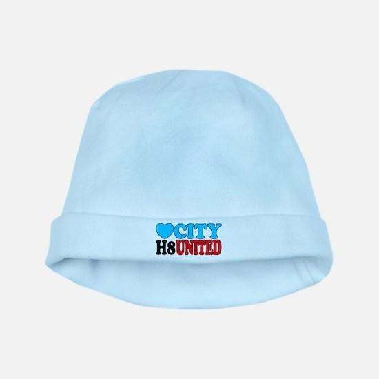 Love City H8 United baby hat