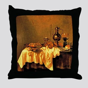 Heda - Breakfast with a Crab Throw Pillow