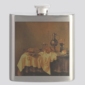 Heda - Breakfast with a Crab Flask