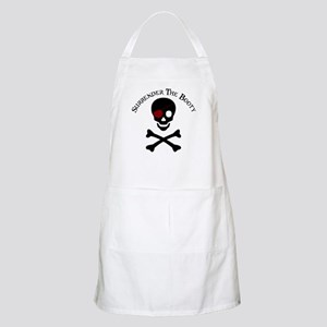Surrender the Booty BBQ Apron
