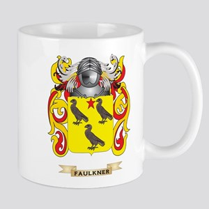 Faulkner Coat of Arms Mug