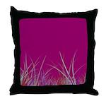 Infra Grass Throw Pillow