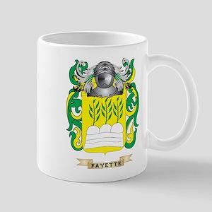 Fayette Coat of Arms Mug