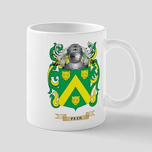 Feek Coat of Arms Mug