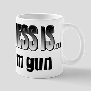 Warm Gun Happiness Mug