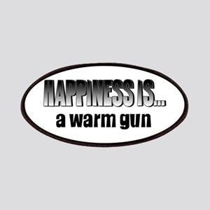 Warm Gun Happiness Patches