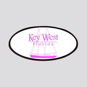 Key West Sailing Pink Patches