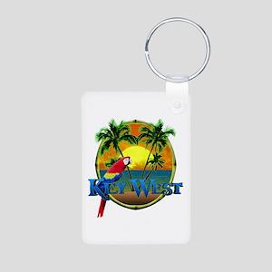Key West Sunset Keychains