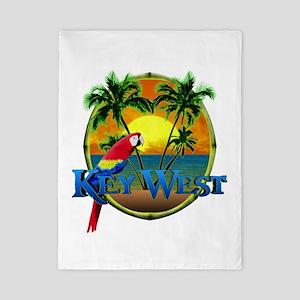 Key West Sunset Twin Duvet