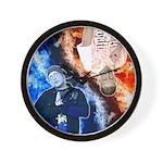 The Official KC Lampke & AJ Jordan Wall Clock