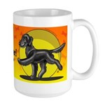 I love my Flat Coated Retriever Mug