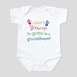 Future Groundskeeper Infant Bodysuit