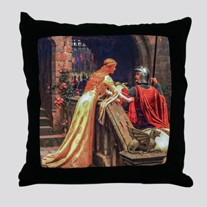 Leighton - God Speed! Throw Pillow