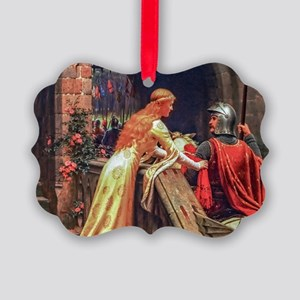 Leighton - God Speed! Picture Ornament