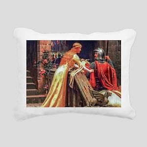 Leighton - God Speed! Rectangular Canvas Pillow