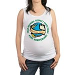 Earth Day Maternity Tank Top