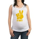 peaceitout10 Maternity Tank Top