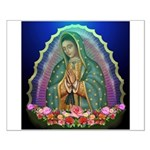 Guadalupe Glow Small Poster