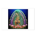 Guadalupe Glow Postcards (Package of 8)