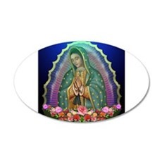 Guadalupe Glow Wall Decal